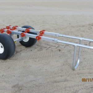 Tiger tote jet ski dolly