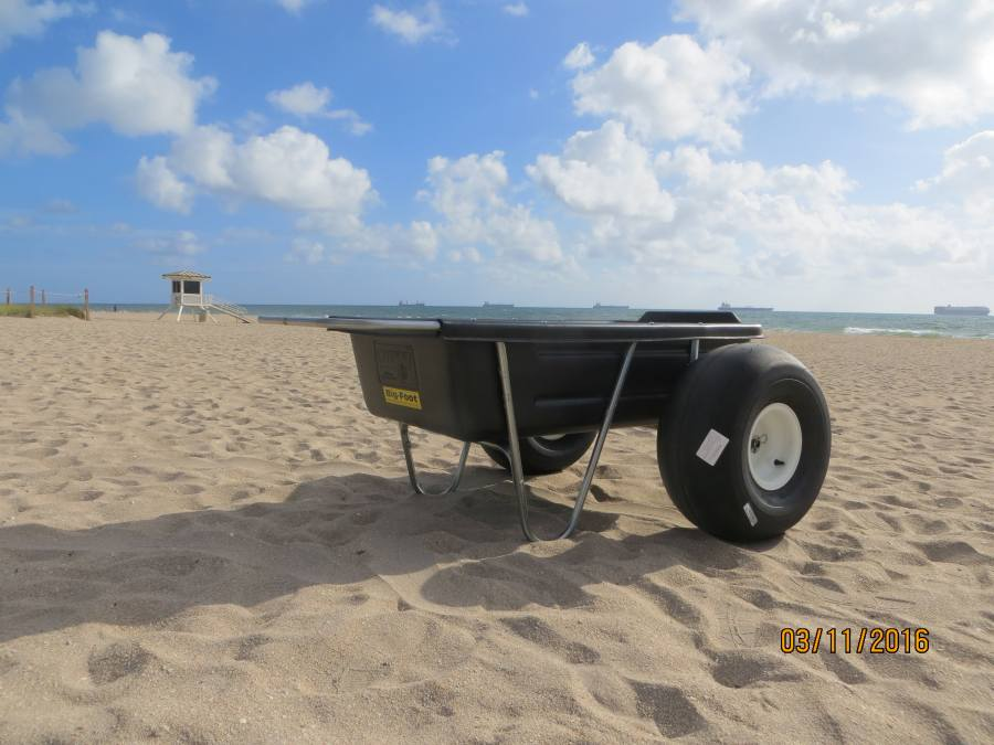 Beach Cart - Florida Sailcraft | Florida Sailcraft